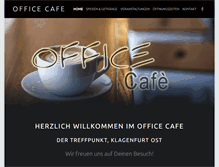 Tablet Preview of office-cafe.at